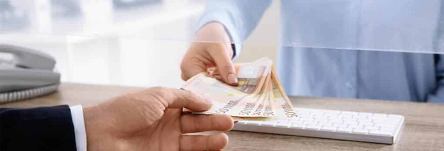 open a business bank account